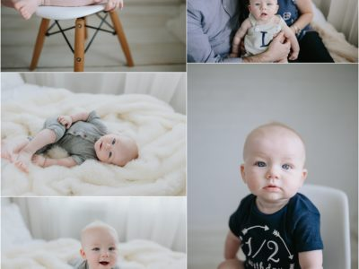 Huntsville Family Photographer – Shrove 6 month session
