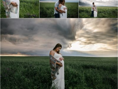 Smith Maternity Field Session – Madison Family Photographer