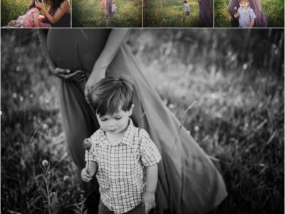 Summer Palpable Motherhood Session – Huntsville Maternity Session
