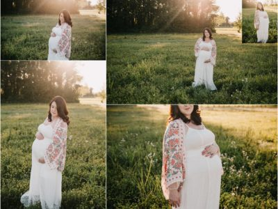 Ivey Maternity Session | Madison AL Family Photography