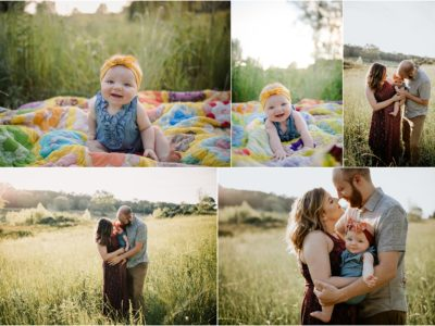 Johnson Family Session | Huntsville Alabama Family Photography