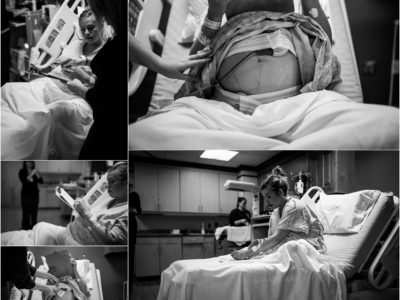 Shields Birth Story #2