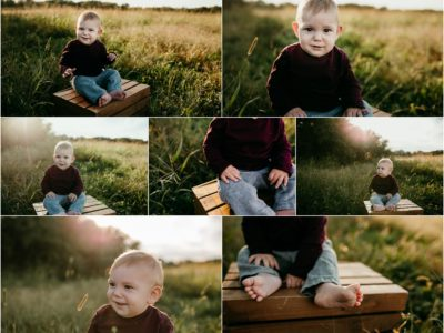 Bossi Milestone Mini Session | Madison Alabama