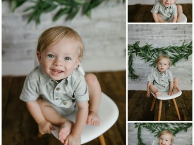 William turns ONE | Huntsville Family Photographer