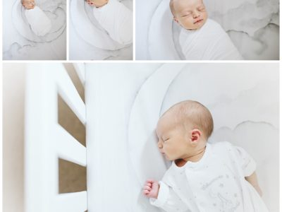 Newborn Photographer Huntsville AL | Frazier Newborn Home Lifestyle Session