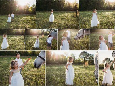 Huntsville Photographer | Hardiman Unicorn Session